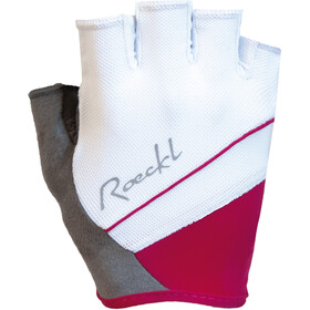 Roeckl Denice Gloves Women white/raspberry